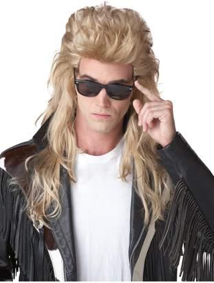 California Costumes 80S Rock Mullet Wig