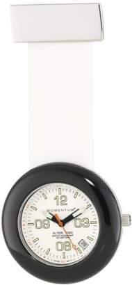 Momentum Unisex 1M-SP99WB8W Alter Ego Analog Nurse's FOB Watch