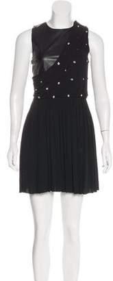 Versus Draped Mini Dress