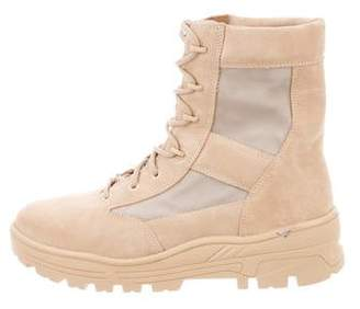 Yeezy Season 4 Military Boots w/ Tags