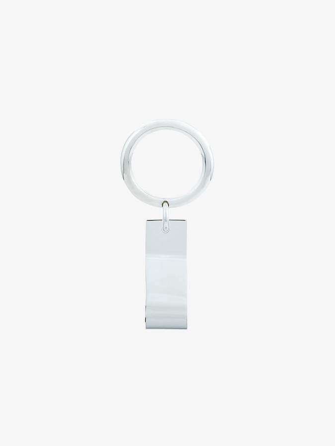 Sara Robertsson round and drop earring