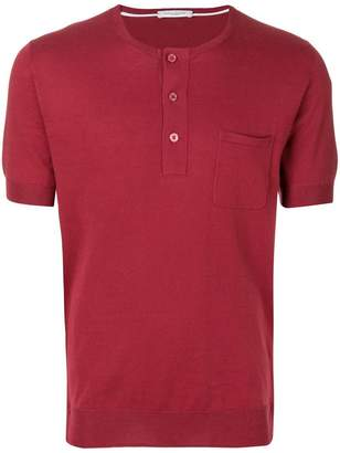 Paolo Pecora short sleeve polo shirt