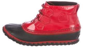 Sorel Kids' Rubber Snow Boots