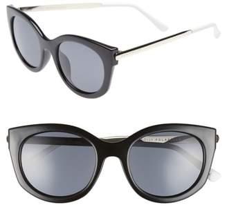 Seafolly Long Beach 51mm Cat Eye Sunglasses