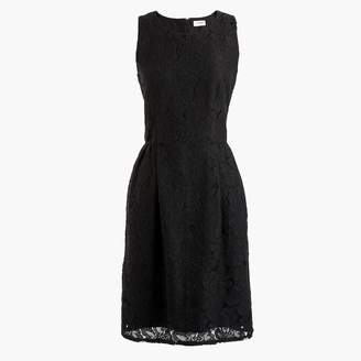 J.Crew Fitted lace dress
