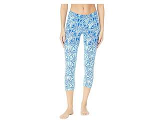Lilly Pulitzer UPF 50+ Weekender Crop Leggings