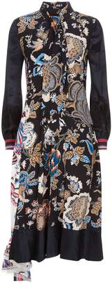 Tory Burch Delilah Floral Dress