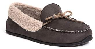 Deer Stags Slipperooz Campfire Moccasin Slipper
