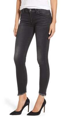 Lucky Brand Ava Skinny Fray Hem Jeans