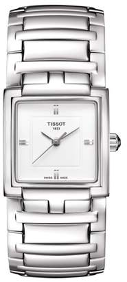 Tissot Women's T-Evocation Bracelet Watch, 23mm