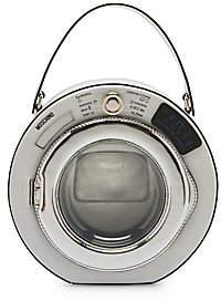 Moschino Women's Washing Machine Top Handle Bag