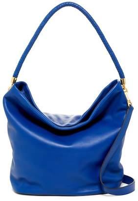Cole Haan Benson II Leather Hobo Bag