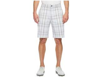 Callaway Madras Plaid Shorts Men's Shorts