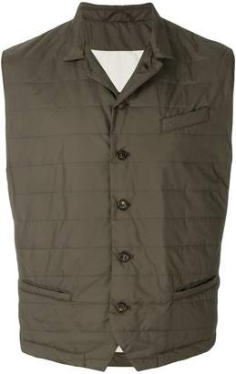 Eleventy quilted gilet