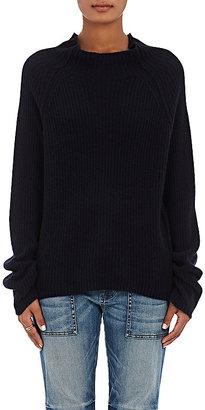 Nili Lotan Women's Karoline Lightweight Cashmere Sweater $550 thestylecure.com