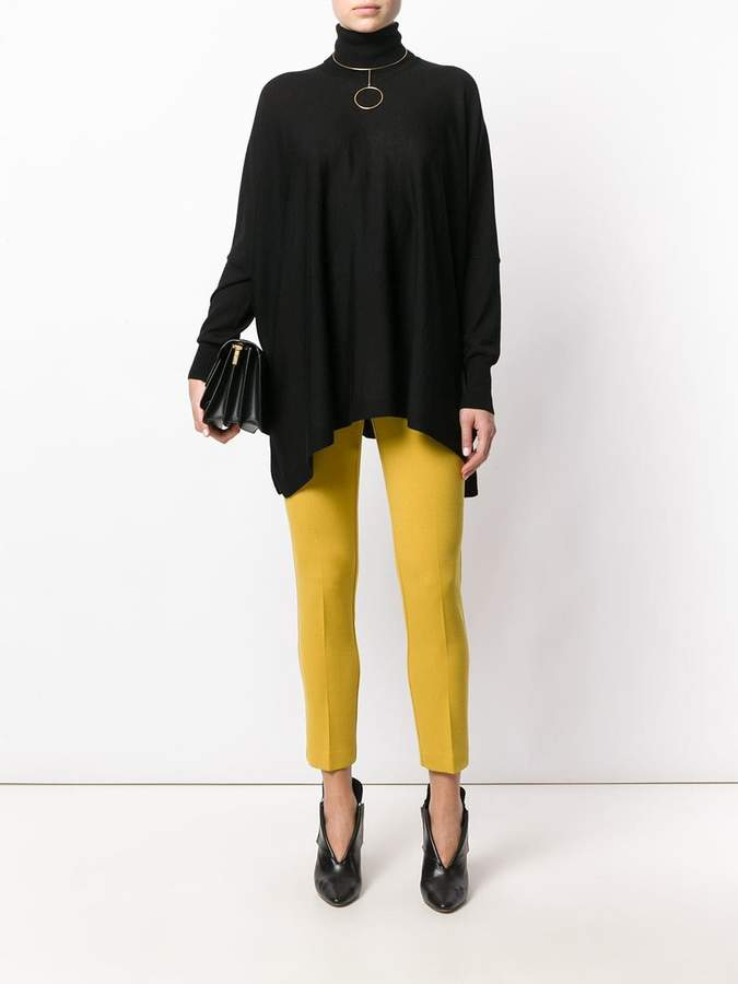 P.A.R.O.S.H. tappered trousers