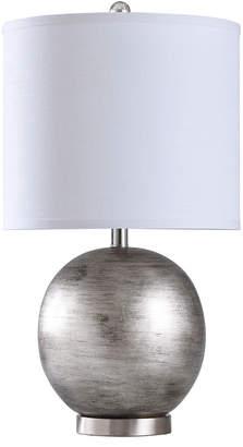 Stylecraft Style Craft 35.5In Mercury Table Lamp