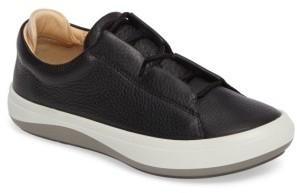 Women's Ecco Kinhin Low Top Sneaker $159.95 thestylecure.com