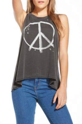 Chaser Peace Sign Tank