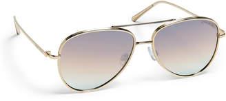 Henri Bendel Brynn Aviator Sunglasses