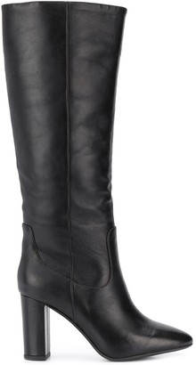 Lola Cruz Thatcher knee-high boots