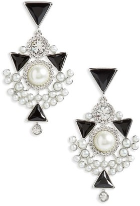 Women's Givenchy Chelsea Drop Earrings $98 thestylecure.com