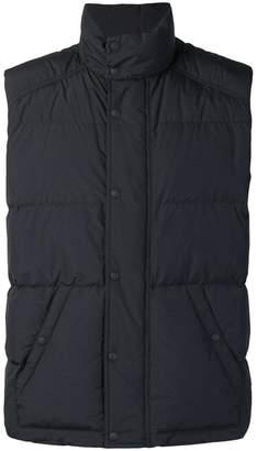 Belstaff sleeveless padded jacket