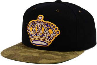 Ccm Los Angeles Kings Fashion Camo Snapback Cap