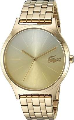 Lacoste Women's 'Nikita' Quartz and Stainless-Steel Casual Watch
