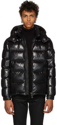 Moncler Black Down Maya Jacket