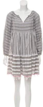 Lemlem Striped Mini Dress