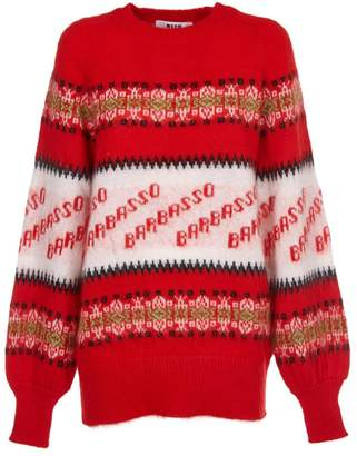MSGM Barbasso Knit Sweater