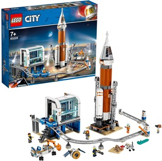 Lego City City 60228 Deep Space Rocket and Launch Control Space Port