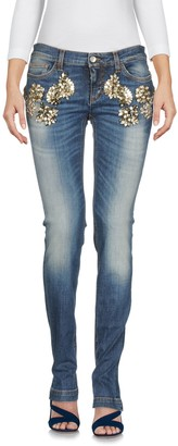 Dolce & Gabbana Denim pants - Item 42671180WM