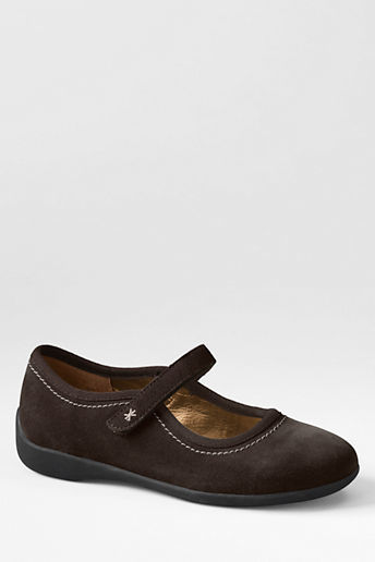 Lands' End Toddler Girls' Party & Play Mary Jane Shoes