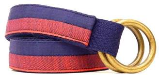 Blade + Blue Red & Blue Colorblock Belt by One Magnificent Beast