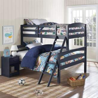 bcb9bb0ae59d Better Homes   Gardens Better Homes and Gardens Leighton Twin-Over-Full  Bunk Bed