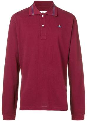 Vivienne Westwood long-sleeve polo top