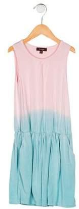 Imoga Girls' Ombré Sleeveless Dress