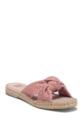 Dolce Vita Benicia Knotted Slide Sandal
