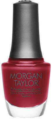 Morgan & Taylor MORGAN TAYLOR Morgan Taylor Ruby Two-Shoes Nail Lacquer - .5 oz.