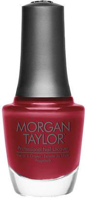MORGAN TAYLOR Morgan Taylor Ruby Two-Shoes Nail Lacquer - .5 oz.