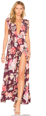 MAJORELLE Sweet Pea Dress $278 thestylecure.com