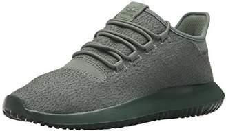 adidas Men's Tubular Shadow Sneaker Trace Green/Tactile Yellow