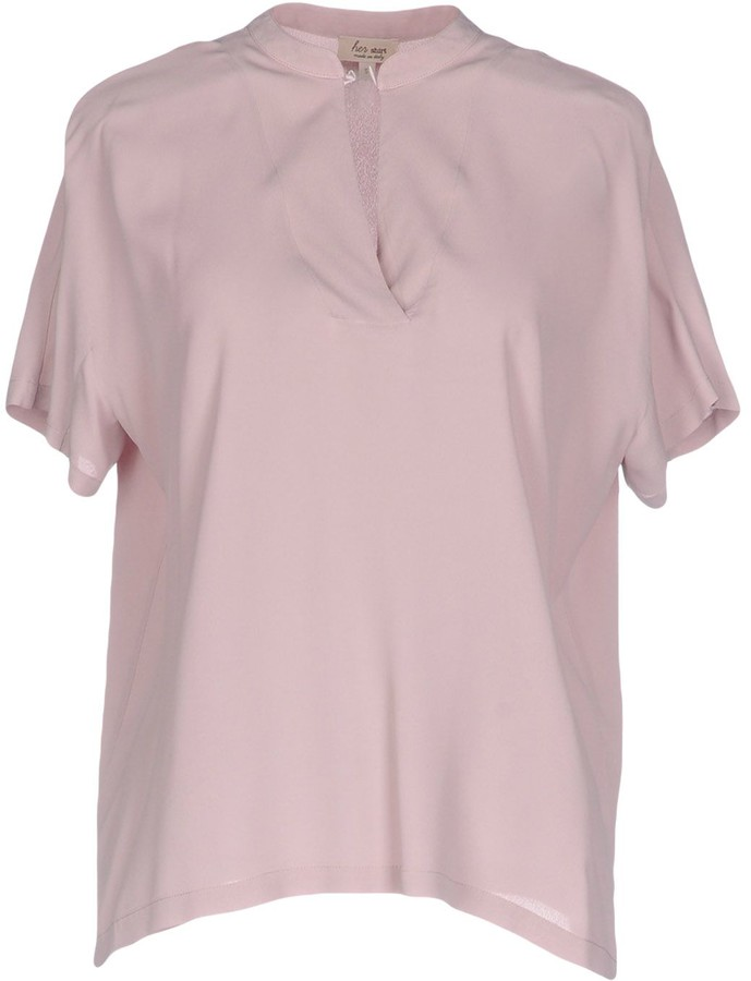 Her Shirt Blouses - Item 38713375