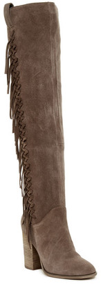 Carlos By Carlos Santana Garett Over-the-Knee Boot $199 thestylecure.com