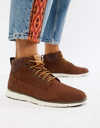 Timberland Killington chukka boots in brown