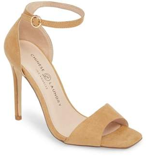 Chinese Laundry Julien Ankle Strap Sandal