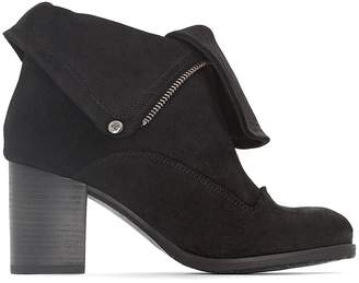 dkode Walden Leather Ankle Boots