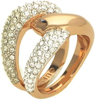 GUESS Women Pink Ring - Size P UBR72506-56